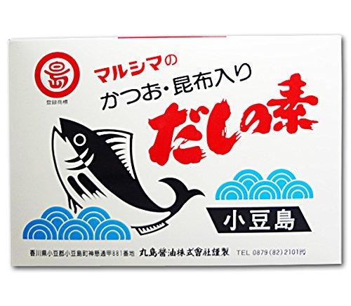 マルシマのかつお・昆布入り だしの素 50袋(10g×50)