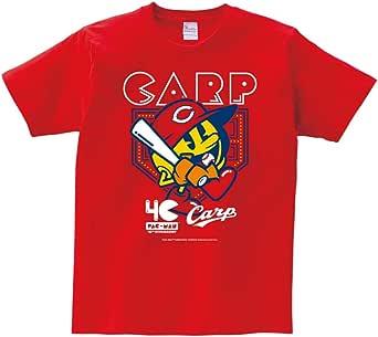カープ×パックマンコラボ Tシャツ(パックマン)