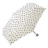 w.p.c 折りたたみ傘 ジャギーハート 手開き オフ 50cm 424-126