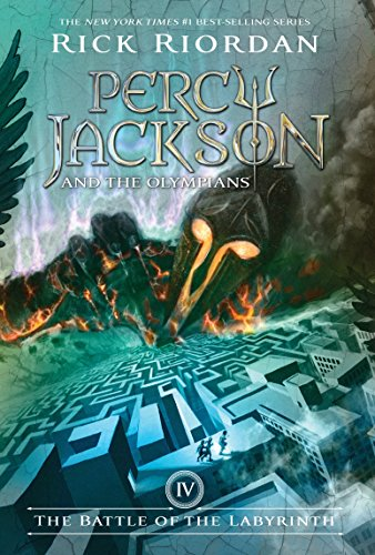 Percy Jackson and the Olympians, Book Four: The Battle of the Labyrinth (Percy Jackson & the Olympians)の詳細を見る