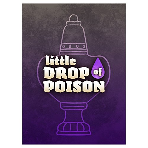 Baksha Games BAK010 Little Drop of Poison Board Game