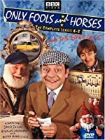 Only Fools & Horses: Complete Series 4-5 [DVD] [Import]