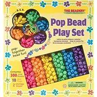 The Beadery Pop Bead Play Set