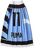 (プーマ)PUMA トレーニングウェア ラップタオル 80 A 869256 [ジュニア] 869256 02 リトル ボーイ ブルー フリーサイズ