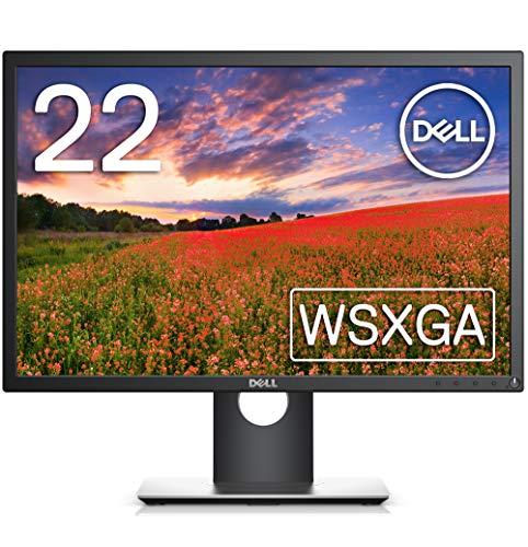 Dell モニター 22インチ プロフェッショナル/WSXGA+/TN 非光沢/フリッカーフリー/ブルーライト軽減/DP,HDMI,D-Sub/高さ調整 回転/プレミアムパネル3年保証 P2217