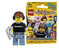レゴ (LEGO) ミニフィギュア シリーズ12 ビデオゲーム好きな男 未開封品 (LEGO Minifigure Series12 Video Game Guy) 71007-4