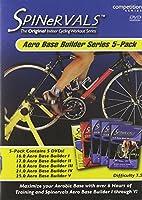 Spinervals Aero Base Builder 5-Pack DVD