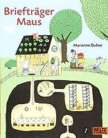 Brieftraeger Maus: Vierfarbiges Bilderbuch