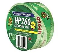 hp260Duckテープクリア、ハイパフォーマンス1.88X 60ヤード、72巻( 2-case卸売バンドル)