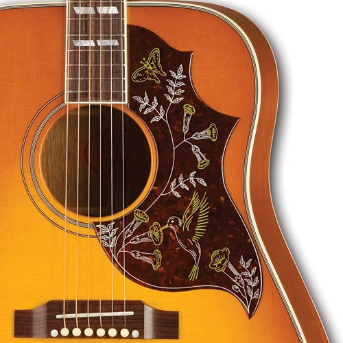 Gibson ギブソン ハミングバード エレアコギター Hummingbird Modern Classic Heritage Cherry Sunburst