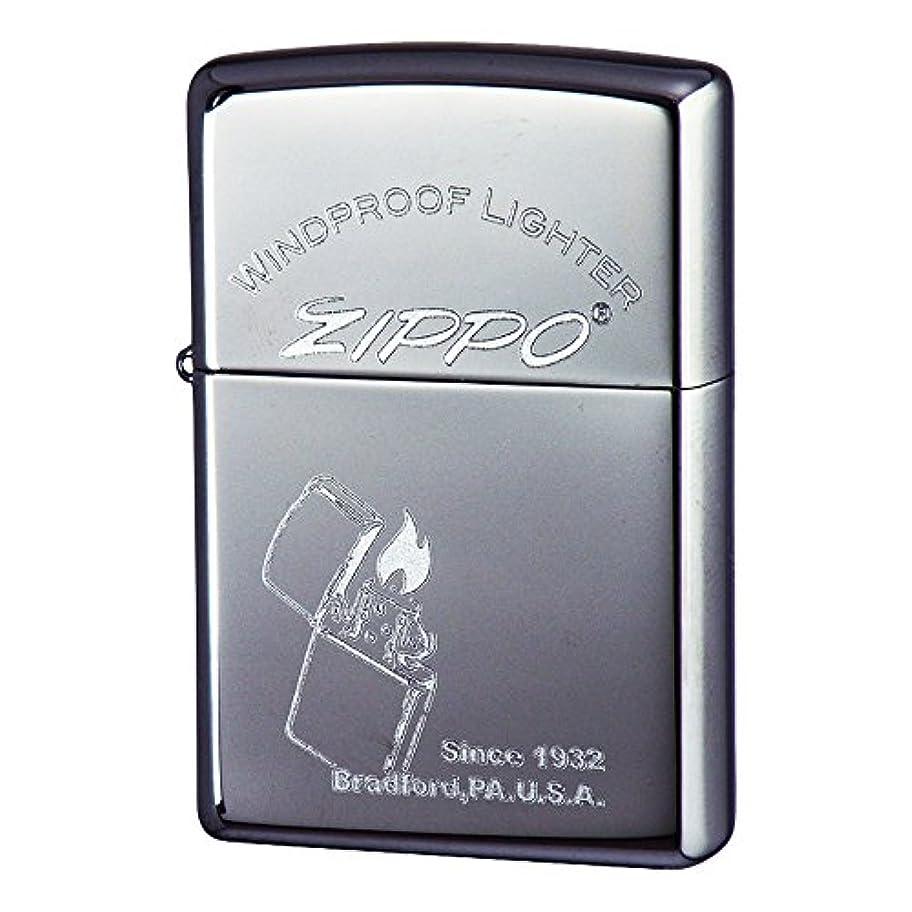 絵外科医シャイニングZippo ジッポー 名入れ 彫刻 Zippoライター ジッポライター 200 US加工 ジッポー