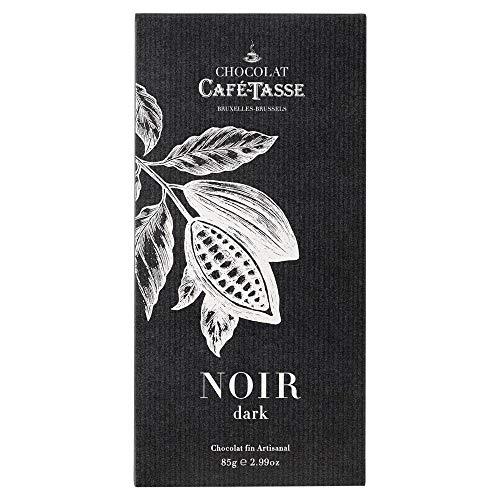 CAFE-TASSE(カフェタッセ) ビターチョコレート 85g×12個セット