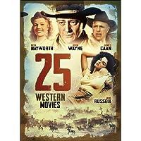25-Film Big Box of Westerns [DVD]