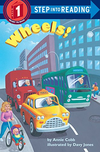 Wheels! (Step into Reading)の詳細を見る