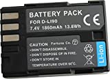 NinoLite D-LI90 D-LI90P 互換 バッテリー ペンタックス K-01 K-3 K-5 K-5IIs K-3II K-7 645D 645Z 等対応 dli90_t.k.gai