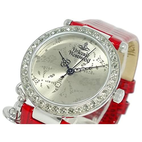 ヴィヴィアン ウエストウッド VIVIENNE WESTWOOD ORB 腕時計 VV006SLRD[並行輸入]