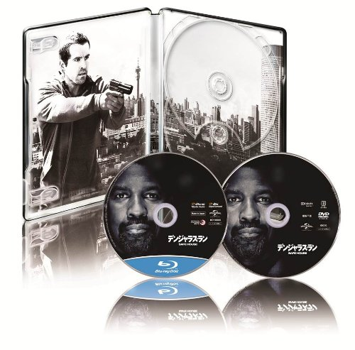 【Amazon.co.jp限定】デンジャラス・ラン Blu-ray & DVD スチールブック仕様(完全数量限定)