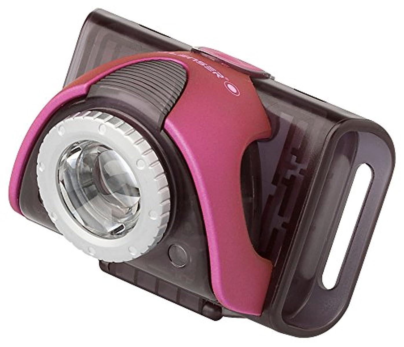 壁プラスチック学ぶLEDLENSER(レッドレンザー) LEDバイクライト SEOB3 【明るさ約100ルーメン】 【最長7年保証】 単4乾電池(AAA)x3本/防水等級:IPX6 [日本正規品]