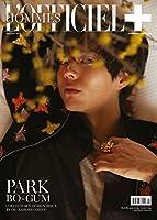 L'OFFICIEL HOMMES PLUS Thailand【タイ雑誌】PARK BO GUM パク・ボゴム 表紙 2018年 夏号 (限定版,800冊しか発行されていない)