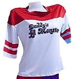 RedFrogs ハーレイクインTシャツ Suicide Squad  Tシャツ+チョーカーセットもあり (Tシャツ XL)