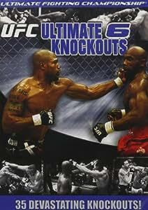 Ufc: Ultimate Knockouts 6 [DVD] [Import]