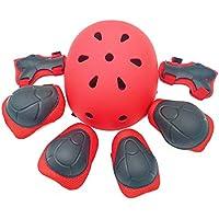 キッズプロテクター 自転車 スケートボード プロテクター 子供用 ヘルメット 肘パッド 手首ガード 膝パッド 4セット