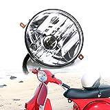 BSK オートバイ バイク ヘッドライト VESPA PX PE 125 150 200 LML スターステラスター4S ヴィンテージ エボリューション4S エボリューション 2S LMLスター 4S 2Sヴィンテージ2S GT 2T LML STAR 125
