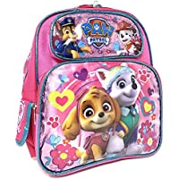 """Paw Patrol 12"""" Toddler Small Backpack - 16495"""