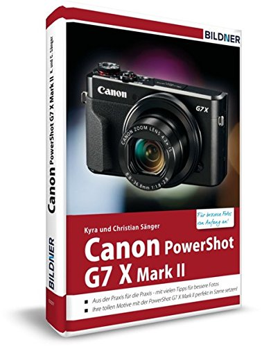 Canon PowerShot G7X Mark II - ...