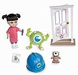 Disney(ディズニー) Disney Animators' Collection Boo Mini Doll Play Set - Monsters, Inc. - 5'' モンスターズインク ブー ミニドールセット [並行輸入品]