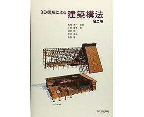 3D図解による建築構法