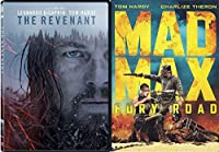 Tom Hardy Double Feature: Mad Max Fury Road &The Revenant w/Leonardo DiCaprio【DVD】 [並行輸入品]