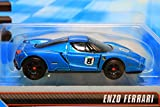 ホットウィール 2009 スピード マシーン フェラーリ エンツォ Special Blue Metallic [並行輸入品]