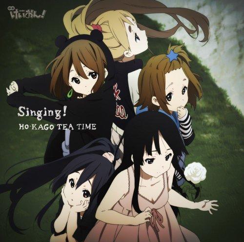 [画像:Singing!(初回限定盤)]
