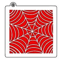 Spider Webクッキーステンシル