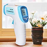 Lucky-Aool infrared thermometer forehead thermometer,Handheld Infrared Thermometer Temperature Meter LCD Non-contact Forehead 32-42.9 C Measuring