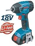 BOSCH(ボッシュ) 18Vバッテリー インパクトドライバー GDR18V-LIS