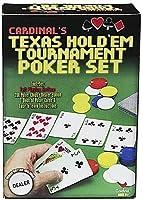 Texas Hold'em Tournament Poker Set [並行輸入品]