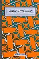 Music Notebook: Creative Music Composing Notebook