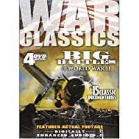 War Classics 3: Big Battles of World War II [DVD] [Import]