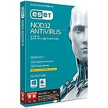 ESET NOD32 アンチウイルス | 更新 | 1台1年 |Win/Mac対応
