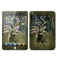 Apple iPad Mini Retina(旧iPad mini非対応)用スキンシール【Deer Flag】