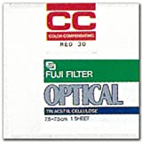 【受注生産品】 FUJIFILM 色補正フィルター(CCフィルター) 単品 フイルター CC R 1.25 K 1