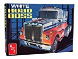 Round 2 AMT White Road Boss Truck