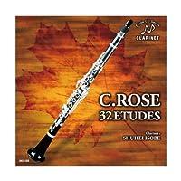 ローズ:クラリネットのための32の練習曲