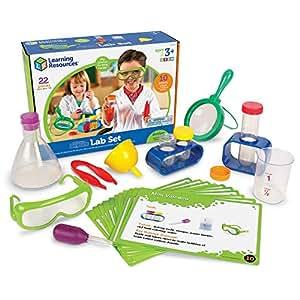 ラーニング リソーシズ 初めての実験セット おもちゃ 理科 LER2784 正規品