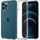 Case for iPhone 12 Case (2020) / Designed for iPhone 12 Pro Case (2020), Shock-Absorbing - Crystal Clear