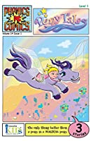 Phonics Comics: Pony Tales - Level 1
