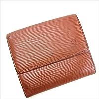 ルイヴィトン Louis Vuitton Wホック財布 ユニセックス ポルトフォイユエリーズ M06093 エピ 中古 Y086