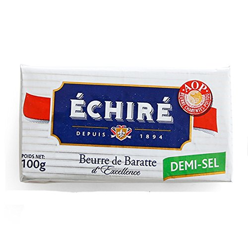 フランス AOP 伝統 エシレ 有塩 バター 【100g】